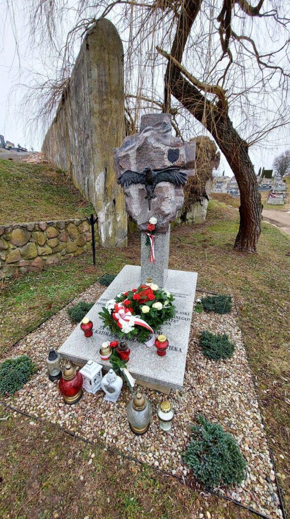 Drohiczyn - pomnik poświęcony Żołnierzom Wyklętym